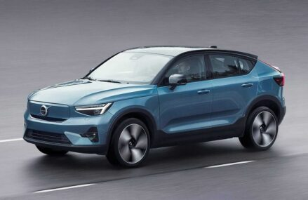 Volvo Meluncurkan C40 Recharge -SUV Coupe Elektrik