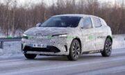 Renault Megane Elektrik Tertangkap Kamera Sedang Dites