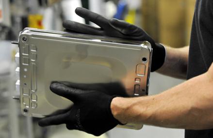 Daur Ulang Baterai Mobil Listrik