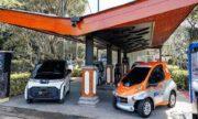 Toyota Menyewakan Mobil Listrik Mungil Di Bali