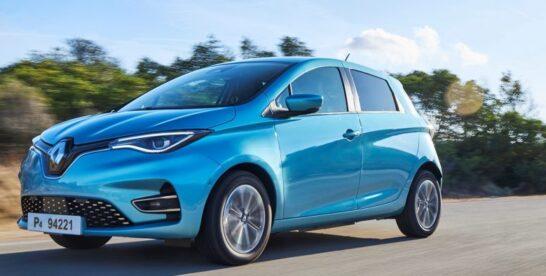 Renault Zoe Akan Dijual Di Indonesia?