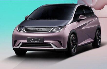 Mobil Listrik Cina Ini Bisa Melaju Sejauh 1000 km