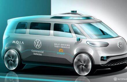 VW Kombi Elektrik Akan Diluncurkan Tahun 2025