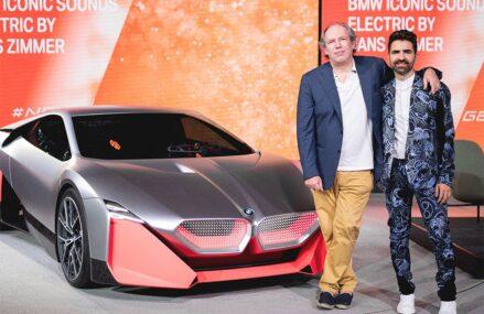 BMW Rekrut Hans Zimmer Untuk Buat Suara Mobil Seri M Elektrik