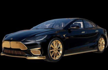 Ini Dia Tesla Paling Mahal Dan Paling Mewah Di Dunia
