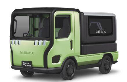 Daihatsu dan Suzuki Akan Kerja Bareng Dengan Toyota Untuk Buat Mobil Niaga Elektrik